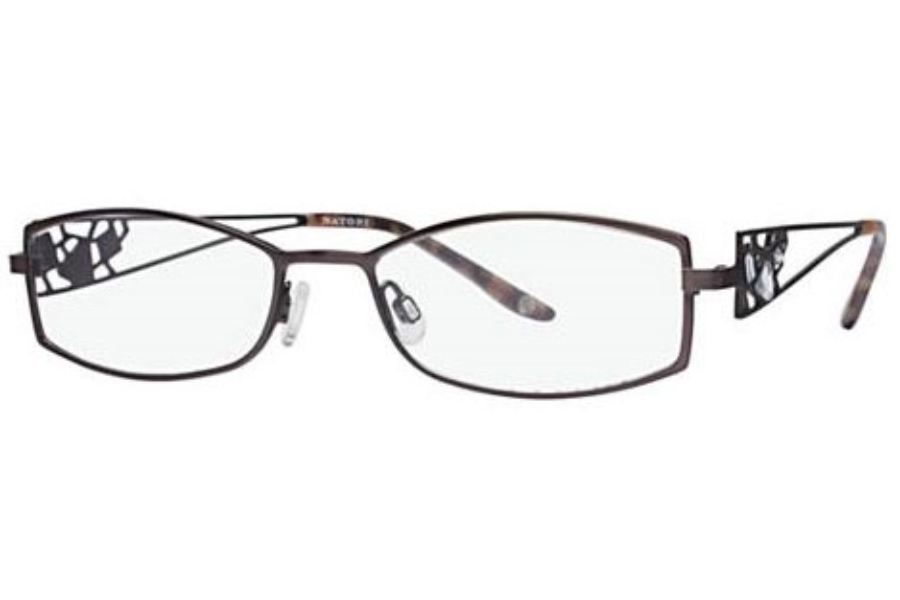 Natori NATORI LM303 Eyeglasses in 560 Brown