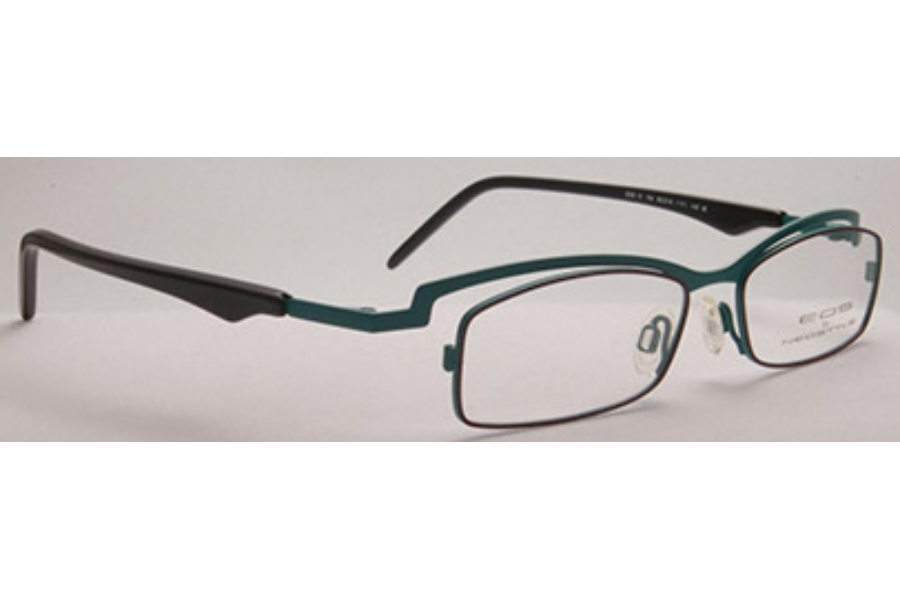 Neostyle EOS 12 Eyeglasses in 154 Teal Wine (Discontinued)