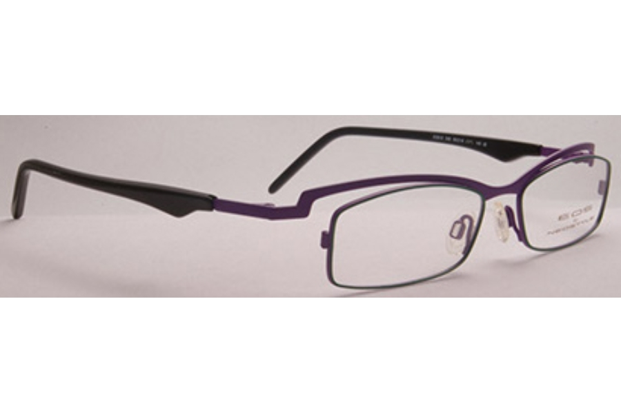 Neostyle EOS 12 Eyeglasses in 240 Violet Grey