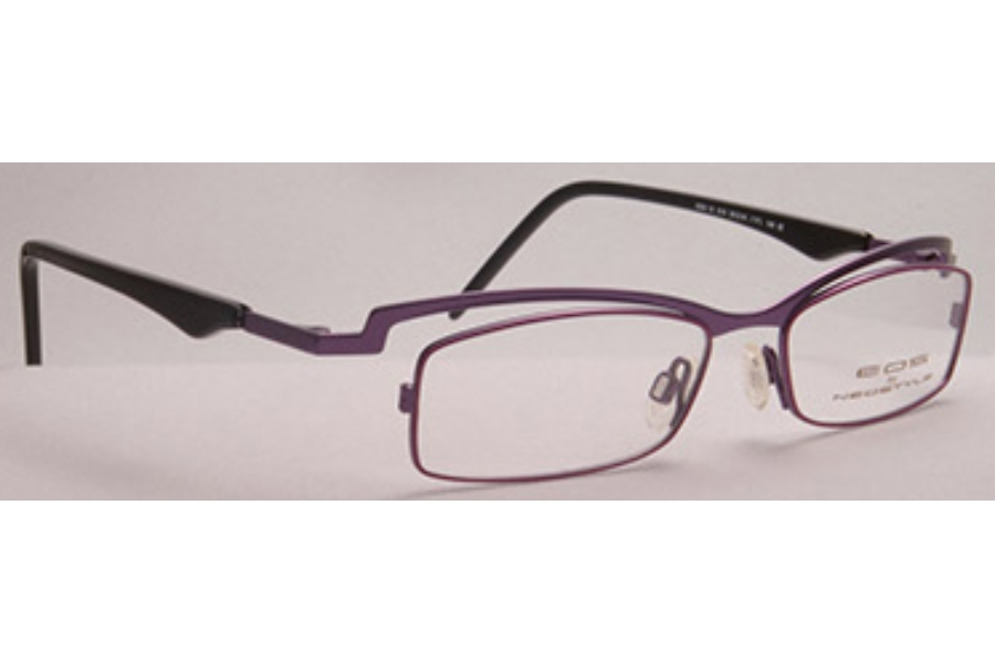 Neostyle EOS 12 Eyeglasses in 919 Plum Purple