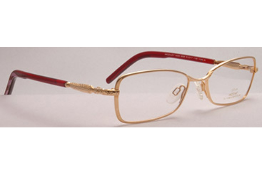 Neostyle Mozart 1505 Eyeglasses in 958 Gold/Red