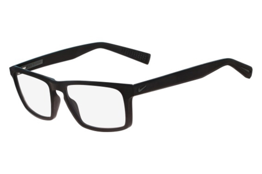 Nike NIKE 4258 Eyeglasses in 004 Black/Bomber Grey