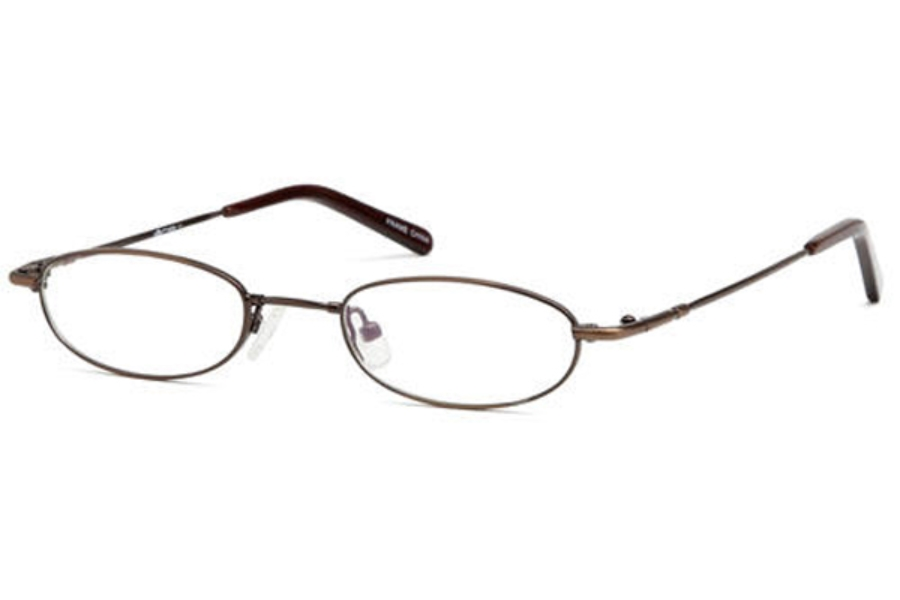 OnO Flex Erin Eyeglasses in Antique Brown