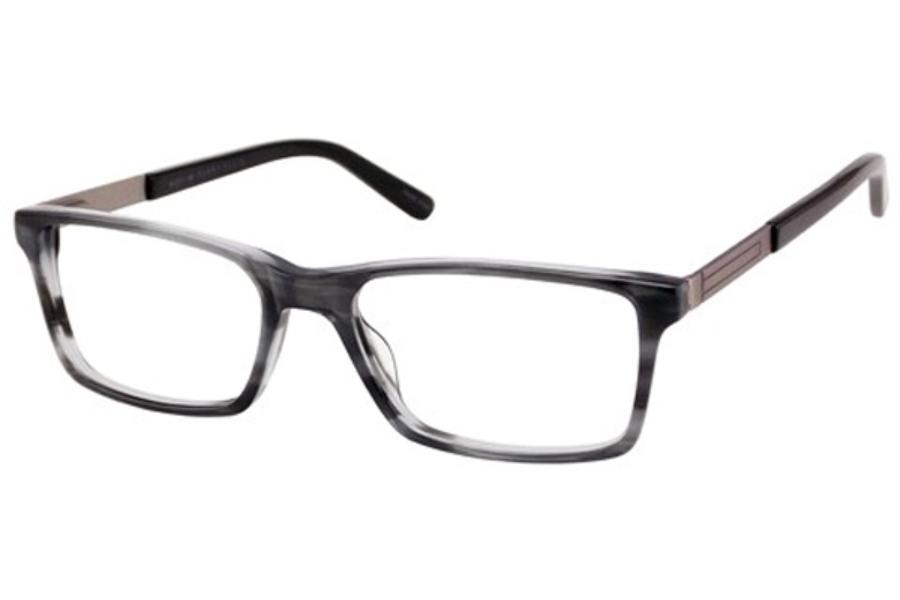 b430efc737c Perry Ellis PE 356 Eyeglasses in Dark Grey ...
