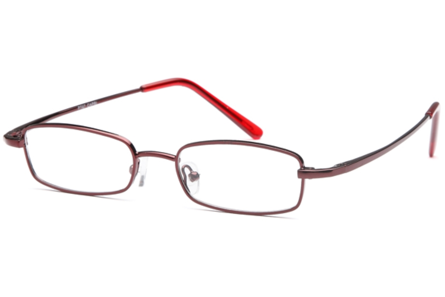 Peachtree PT 67 Eyeglasses in Burgundy