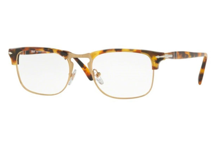 Persol PO 8359V Eyeglasses in 1052 Madreterra (53 Eyesize Only)