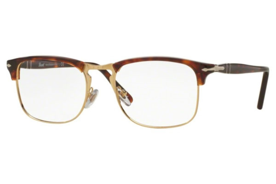 Persol PO 8359V Eyeglasses in 24 Havana (Discontinued)