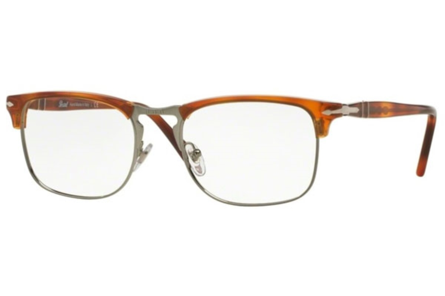 Persol PO 8359V Eyeglasses in 96 Terra Di Siena (Discontinued)