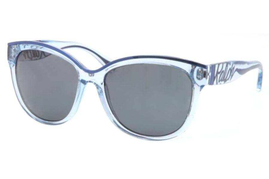 4e91bcfa584 ... Ralph by Ralph Lauren RA 5178 Sunglasses in 107855 Light Blue Blue  Flash ...