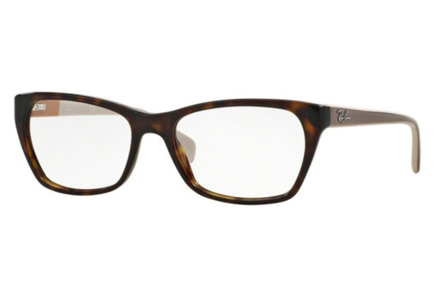 Ray-Ban RX 5298 Eyeglasses in 5549 Havana