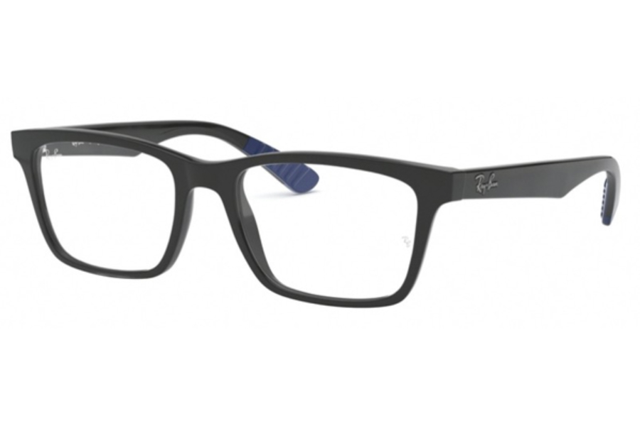 Ray-Ban RX 7025 Eyeglasses in 5917 Trasparent Grey