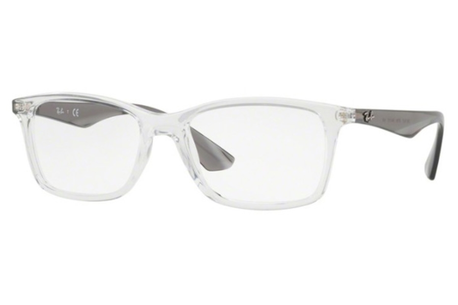 Ray-Ban RX 7047 Eyeglasses in 5768 Trasparent