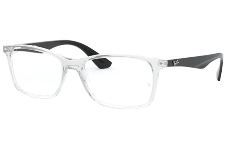 Ray-Ban RX 7047 Eyeglasses in 5943 Transparent