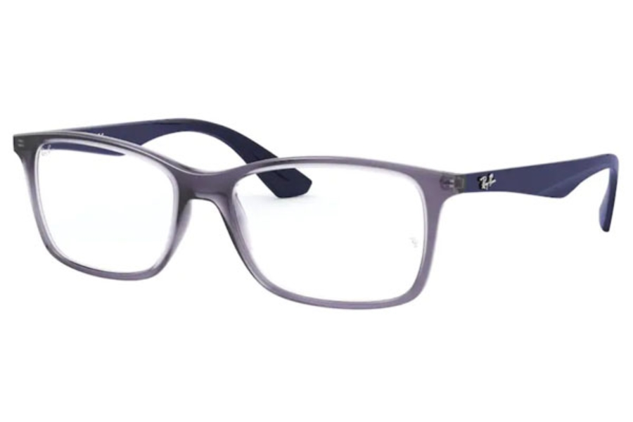 Ray-Ban RX 7047 Eyeglasses in 5995 Transparent Violet