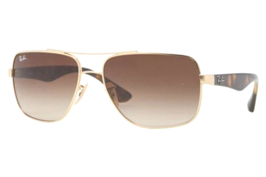 Ray Ban Rb 3483 Sunglasses By Ray Ban Free Shipping