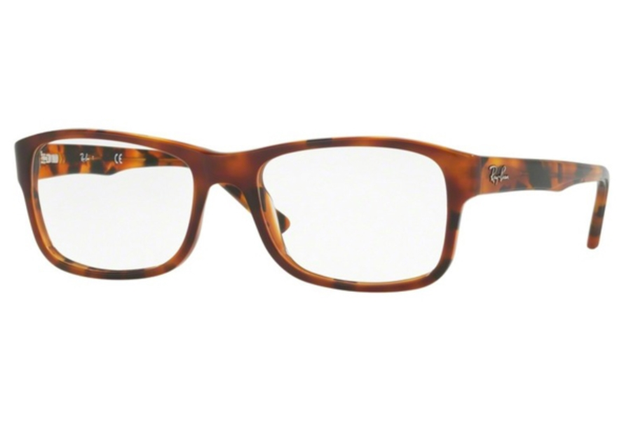 f7849e4d43 ... Ray-Ban RX 5268 Eyeglasses in Ray-Ban RX 5268 Eyeglasses  Ray-Ban RX  5268 Eyeglasses in 5675 Top Brown Havana Yellow ...