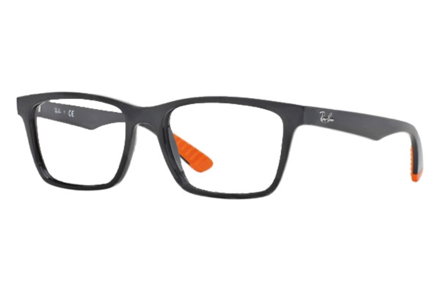 Ray-Ban RX 7025 Eyeglasses in 5417 Black