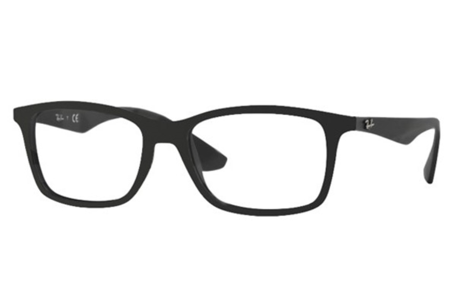 Ray-Ban RX 7047 Eyeglasses in 5196 Matte Black