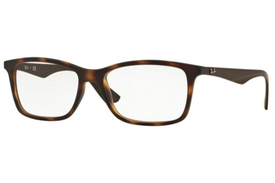 Ray-Ban RX 7047 Eyeglasses in 5573 Matte Havana