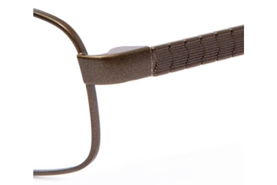 Revolution w/Magnetic Clip Ons REV742 w/Magnetic Clip-on Eyeglasses in DMOL DARK MATTE OLIVE