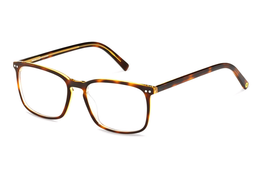 Rocco by Rodenstock RR448 Eyeglasses in B Havana Layered