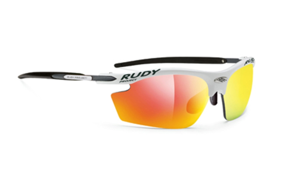 71c11f4c3d1 ... Rudy Project Rydon Sport Sunglasses in SN794069R1 White Gloss Mls  Orange Racing Red Lenses ...