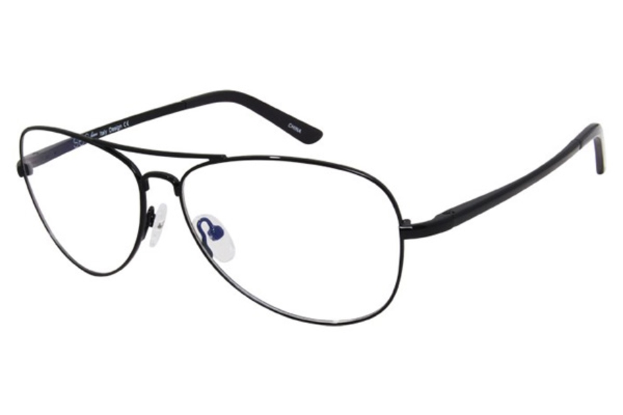 Seeline SL-BQ6137 Eyeglasses in Black