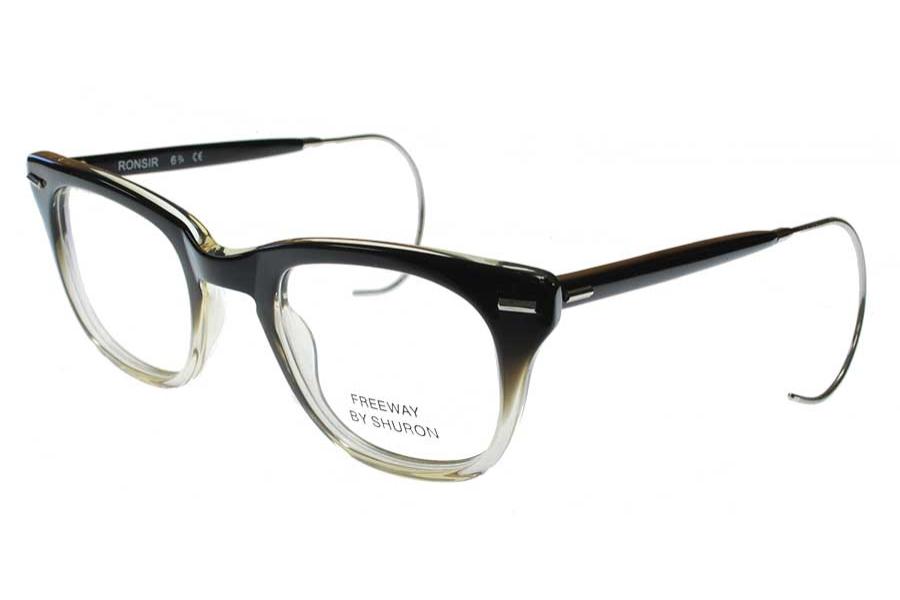Shuron Freeway Relaxo Cable 172mm Eyeglasses By Shuron