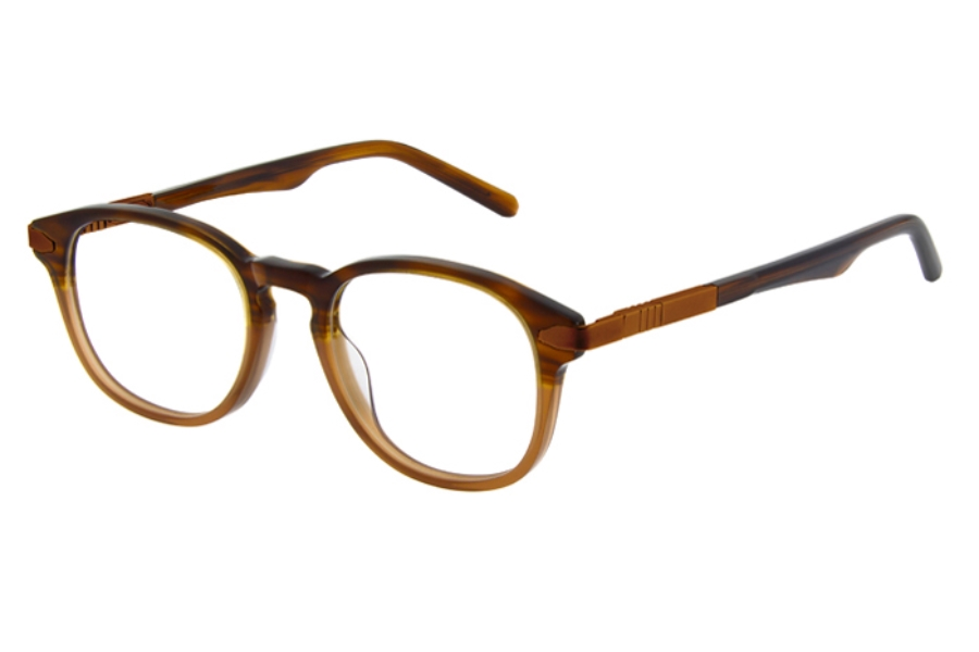 KENSIE Eyeglasses FLAIR Tortoise 49MM