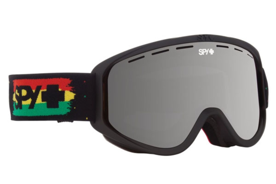 Spy WOOT MX - Continued I Goggles in Blaze w/Bronze with Silver Spectra