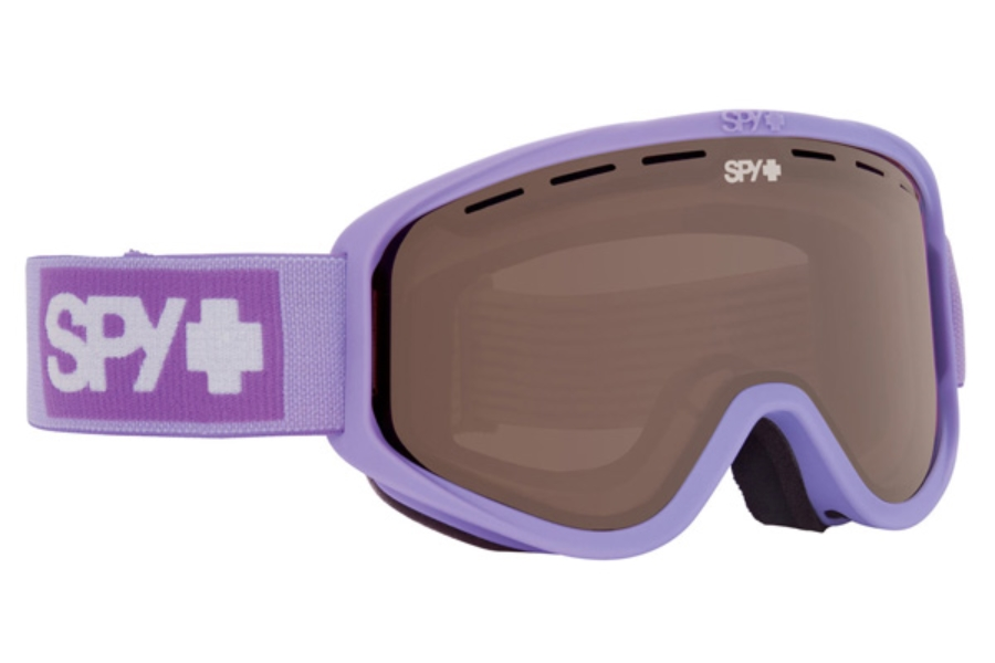 Spy WOOT MX - Continued I Goggles in Elemental Lavendar/Bronze