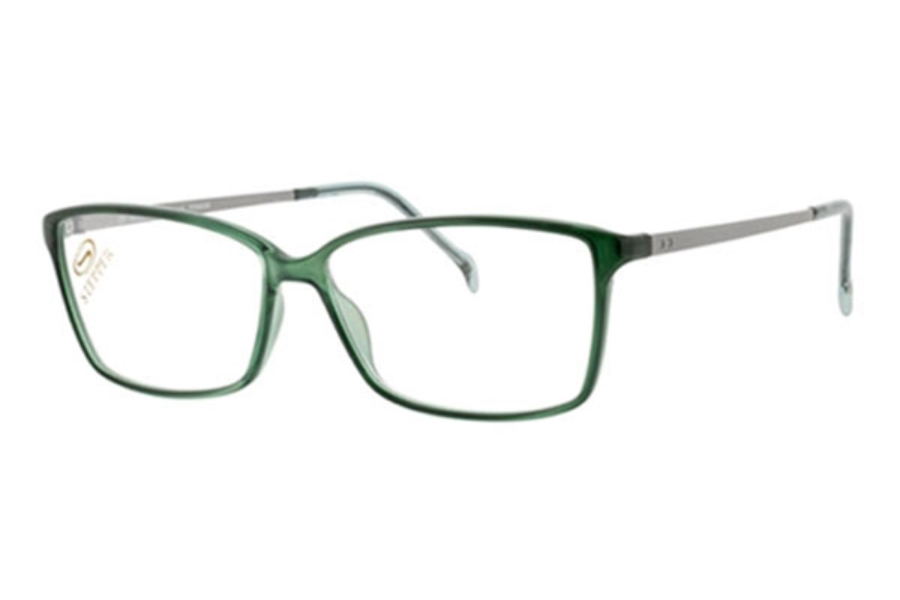 Stepper Titanium 30048 SI Eyeglasses in Stepper Titanium 30048 SI Eyeglasses