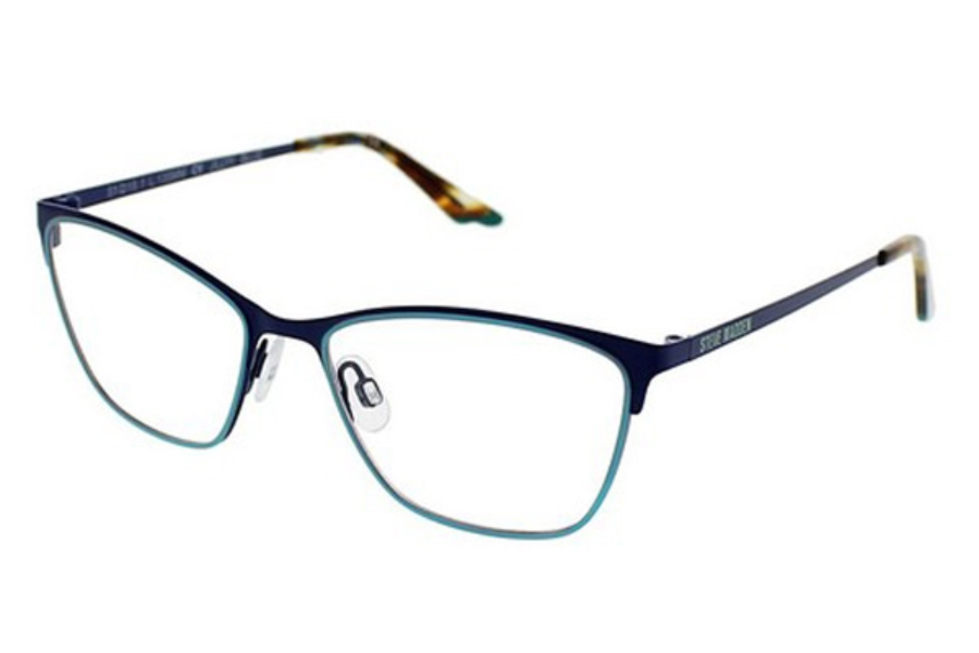 Steve Madden Jillyy Eyeglasses in Blue