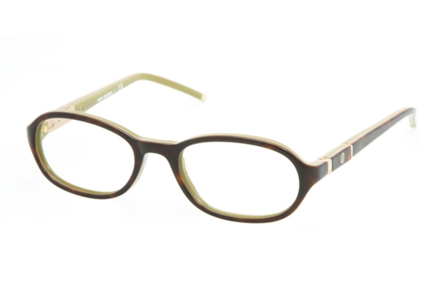 Tory Burch TY2015 Eyeglasses in 927 Tort/Olive