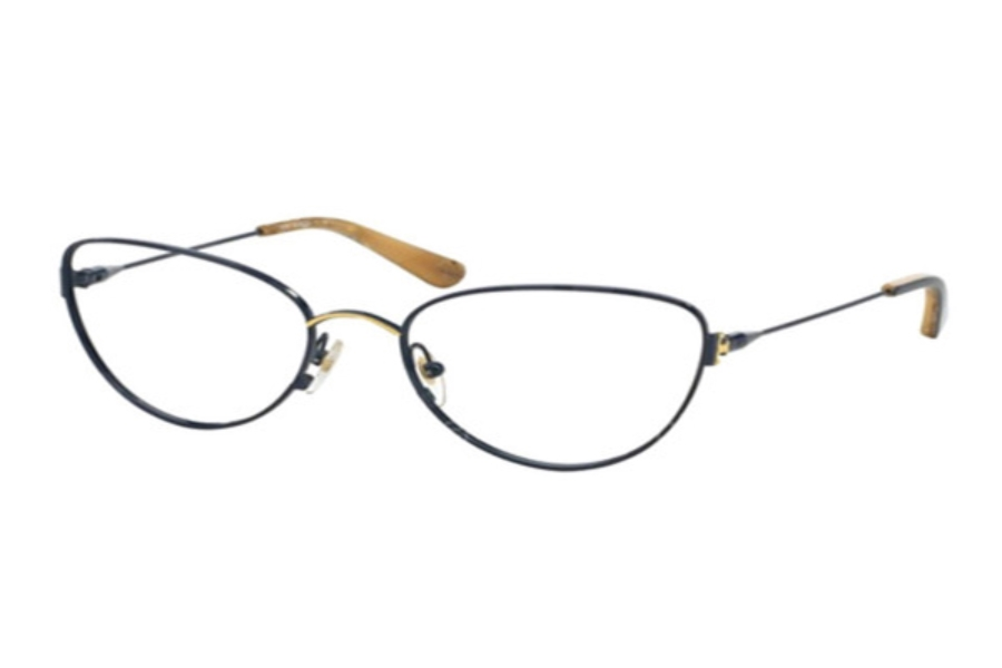 Tory Burch TY1042 Eyeglasses in 3058 Navy Gold