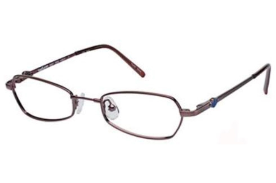 TITANflex M207 Eyeglasses in BRUSHED ROSE