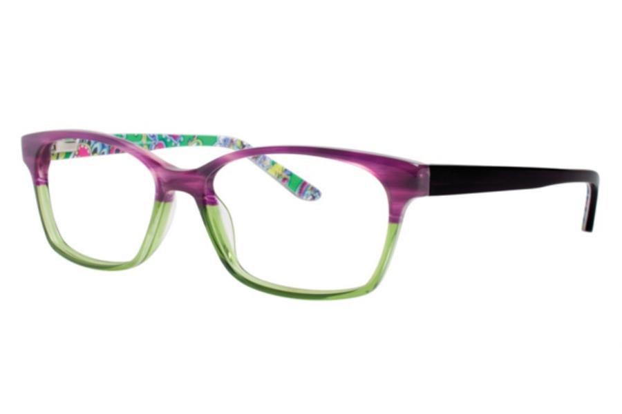 fd3ab95fa0695 ... Vera Bradley VB Grace Eyeglasses in Vera Bradley VB Grace Eyeglasses ...