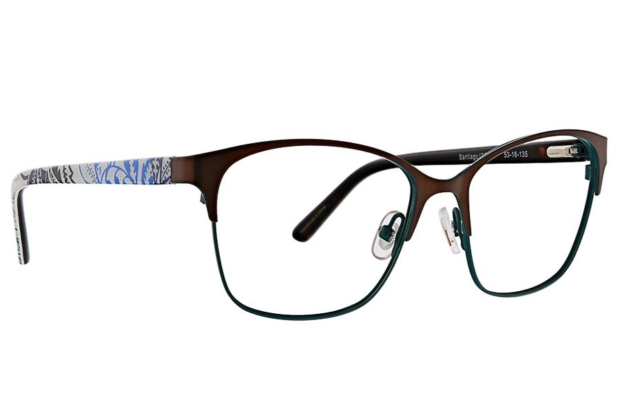 301ba0d06454 Vera Bradley VB Sharon Eyeglasses by Vera Bradley