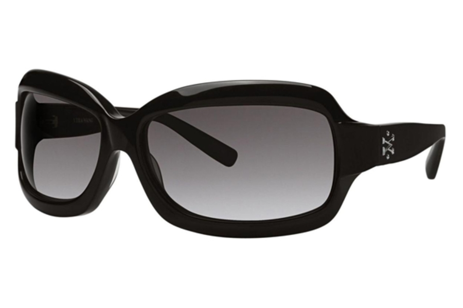 Vera Wang V235 Sunglasses in Black