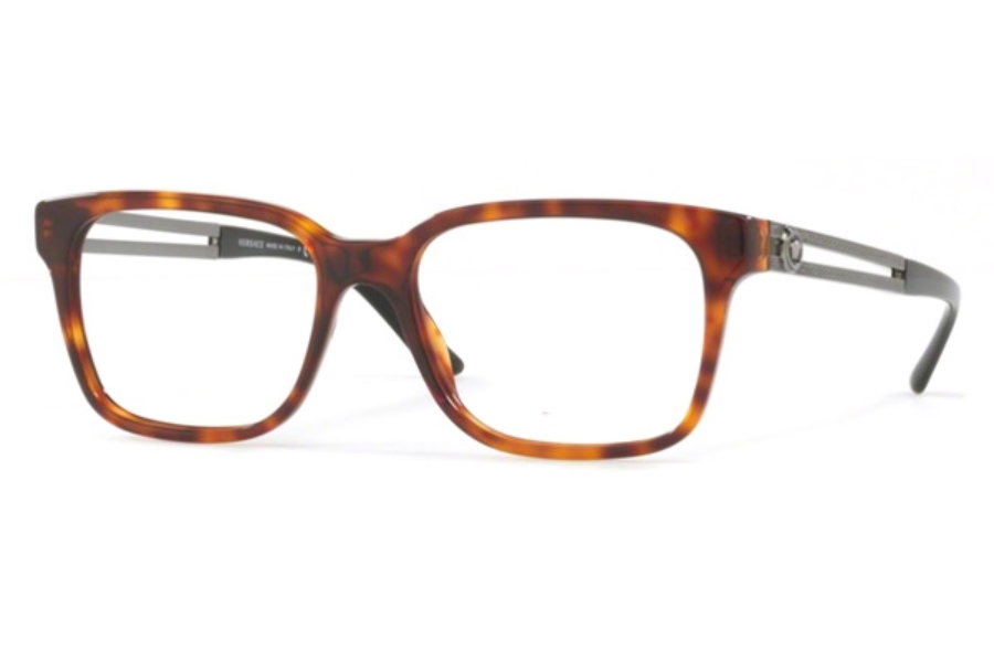 Versace VE 3218 Eyeglasses in 879 Blonde Havana (Discontinued)