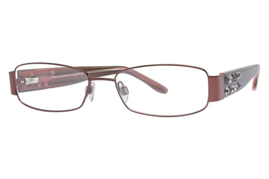 Via Spiga Via Spiga Foria Eyeglasses in 900 Burgundy