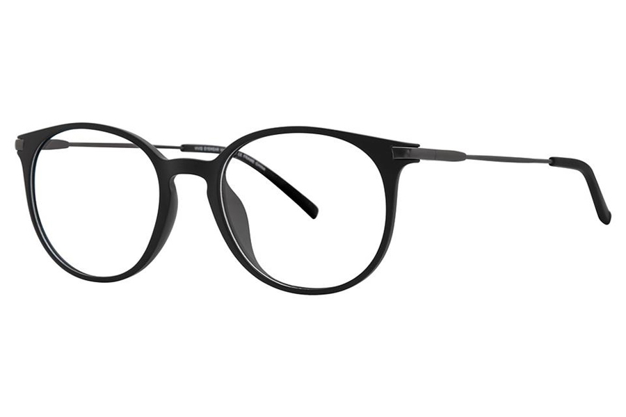 Vivid Ultem 2021 Eyeglasses in Matt Black/Gunmetal