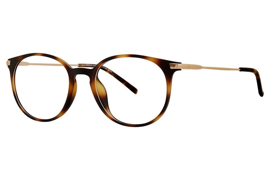 Vivid Ultem 2021 Eyeglasses in Matt Tortoise/Gold