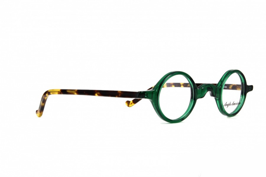 Anglo American Groucho Eyeglasses in TR17/AH (Discontinued)