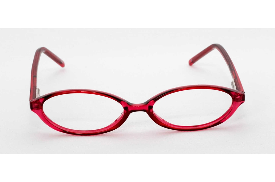 Adolfo Ash Eyeglasses in Raspberry
