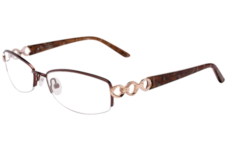 Cashmere Cashmere 442 Eyeglasses in C-1 Brown