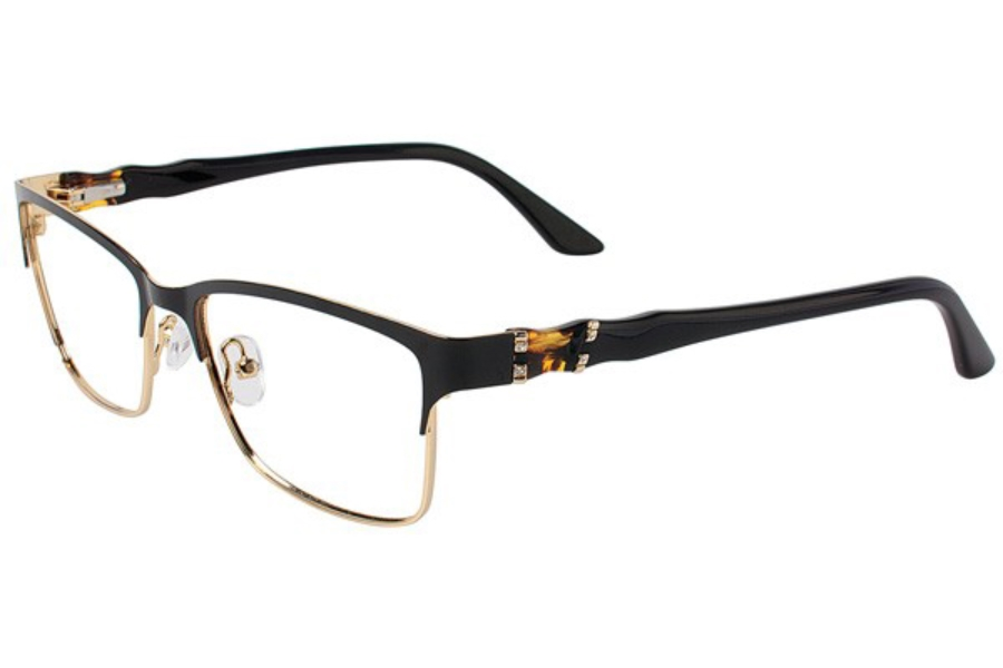 Cafe Boutique CB1016 Eyeglasses in C-3 Sable/Gold