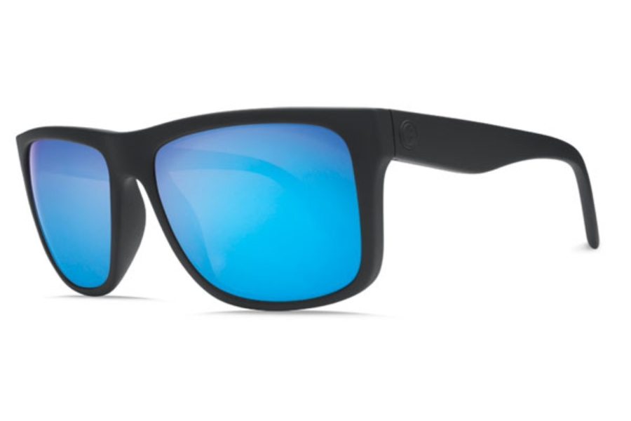 ff57d999d5 ... Electric Swingarm XL Sunglasses in EE15901062 Matte Black   Ohm Grey  Blue Chrome ...