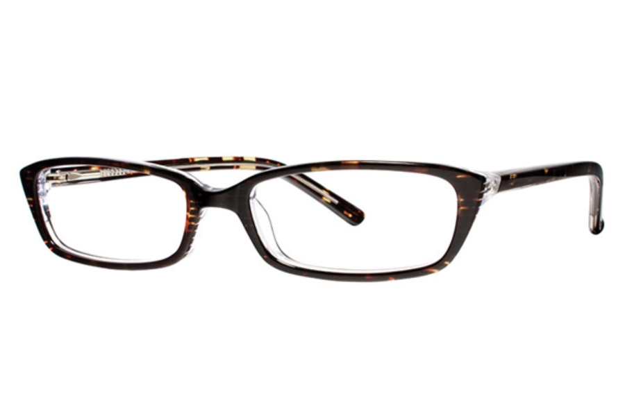 Genesis 2020 Eyeglasses in 003 Tortoise Crystal