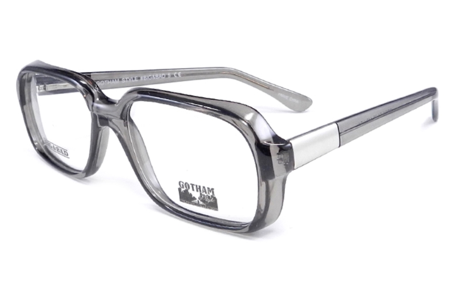 Big & Bad Big & Bad 5 Eyeglasses in Grey